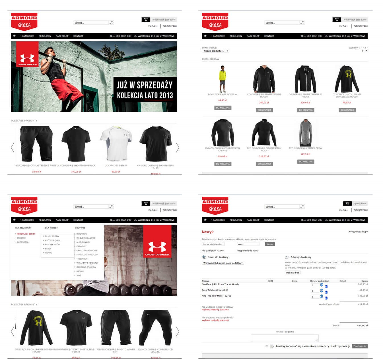 Joomla Webshop<div style='clear:both;width:100%;height:0px;'></div><span class='cat'>E-shops, Joomla</span>