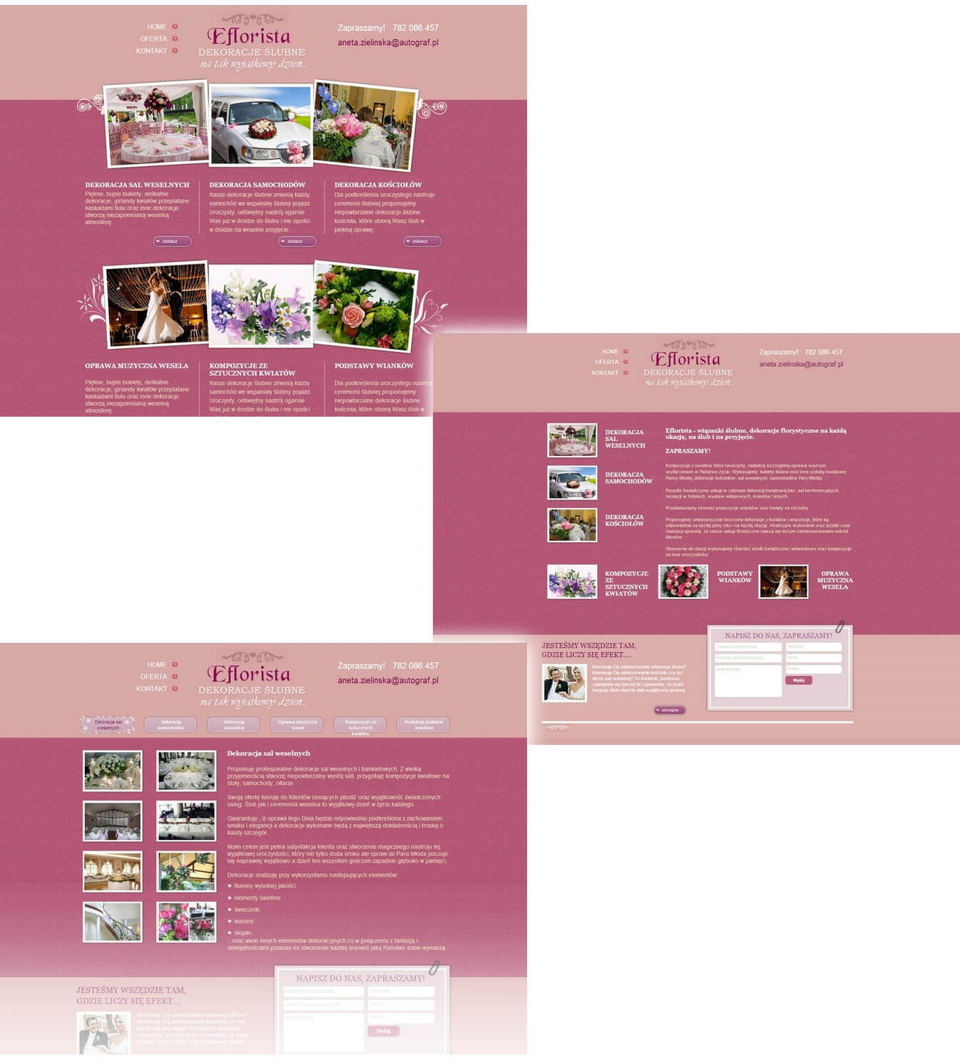 E-Florist<div style='clear:both;width:100%;height:0px;'></div><span class='cat'>Joomla</span>